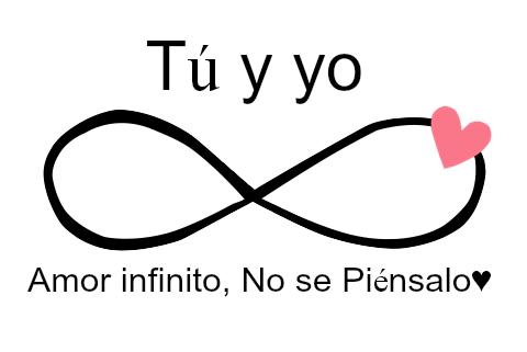 tu y yo infinito
