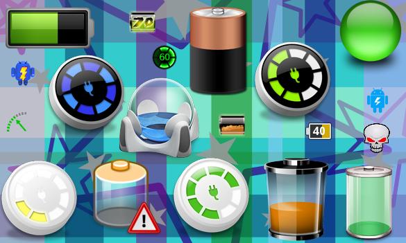 Cara Mengganti Icon Baterai Android Dengan Gambar Unik