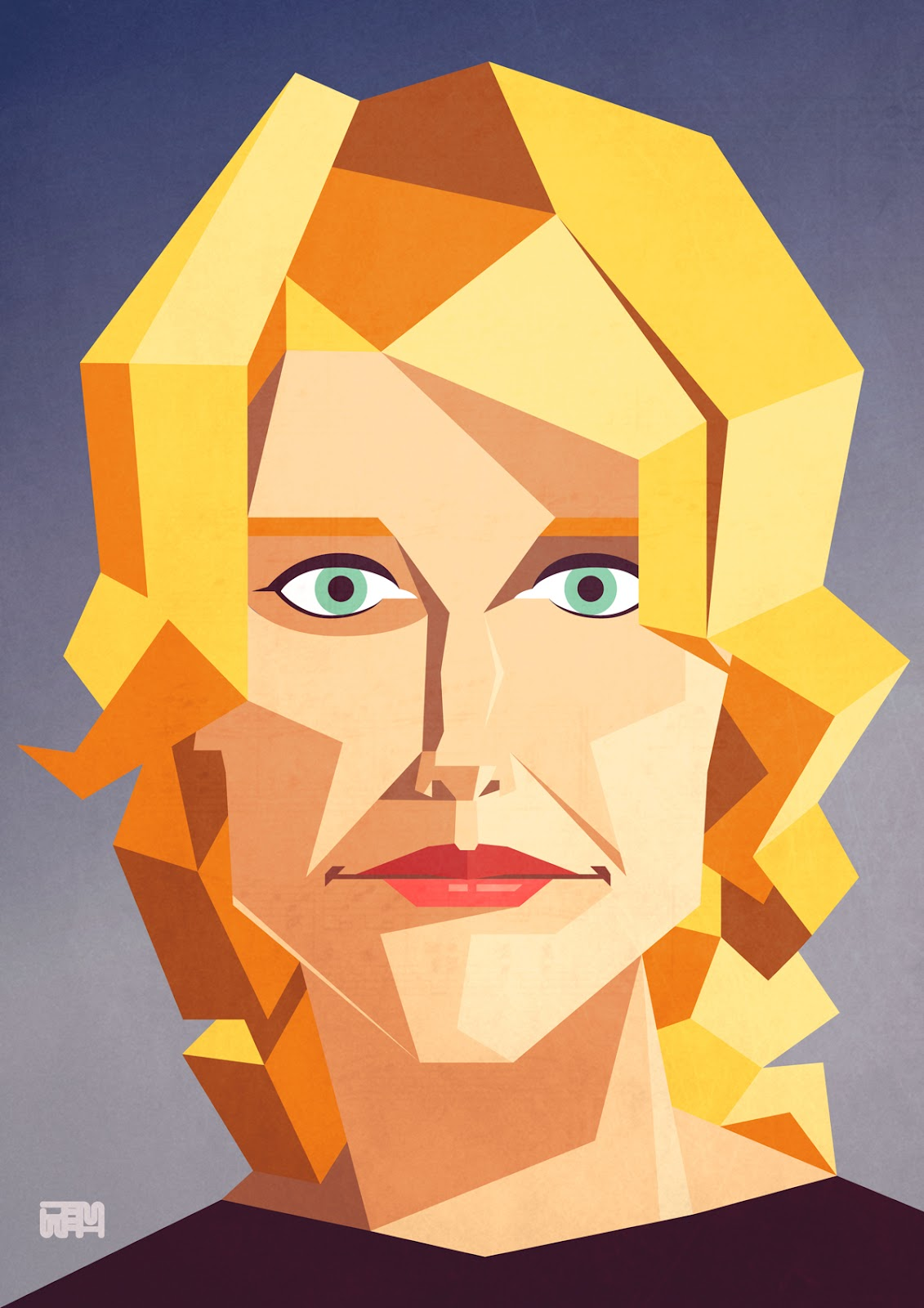 Anyway, I Attempted To Draw Lauren Laverne It Proved Difficult, And