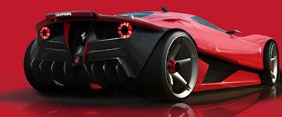 Ferrari EGO Concept Exterior