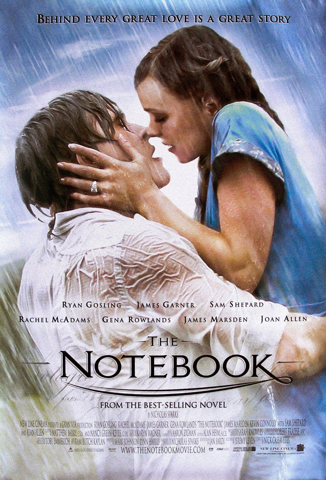 The Notebook 2004