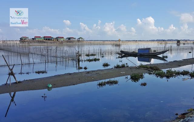 Visiting Dam Chuon, Tam Giang Lagoon, Hue