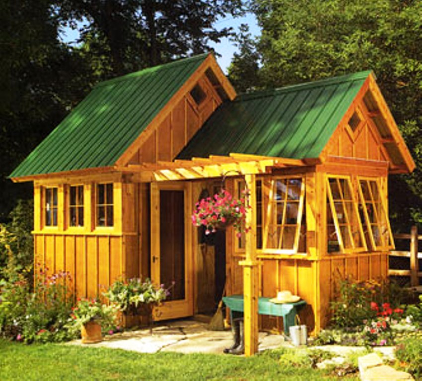 Backyard tiny house design ideas Tiny house in backyard
