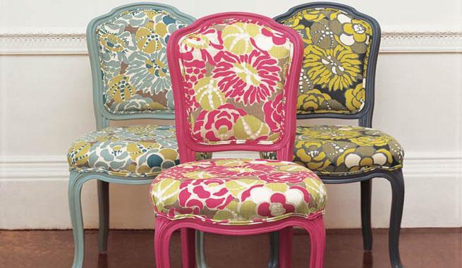 Cortinas stores tapiceria bilbao for Telas tapizar sillas comedor