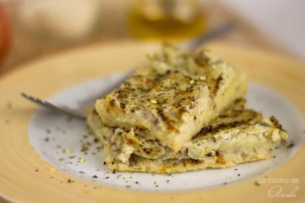 Farinata De Cebolla Y Zathar