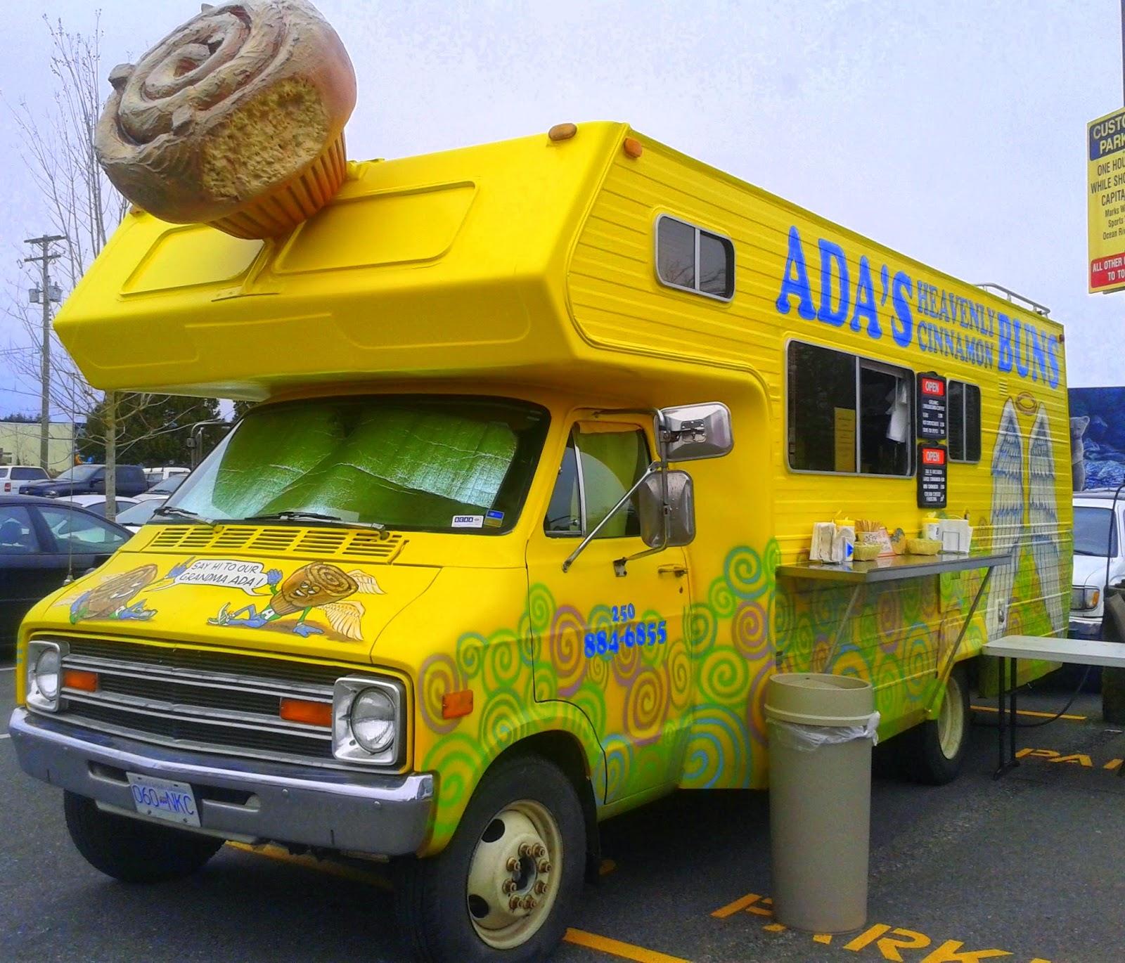 Tube Food Truck