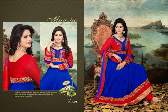 Buy Online Cotton Churidar Dress Material