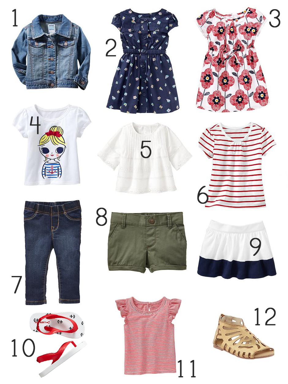 Girls Clothes: Outfits We Love | Old Navy | Fashion | Pinterest ...