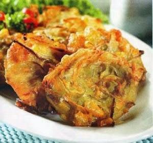 Resep Cara Membuat Bakwan Sayur Kriuk, cara membuat bakwan renyah, bakwan sayur