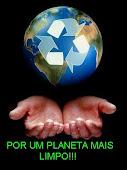 Abaixo - Assinado por um planeta mais limpo!