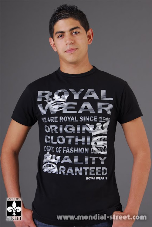 ROYAL WEAR Boutique MONDIAL-STREET.COM