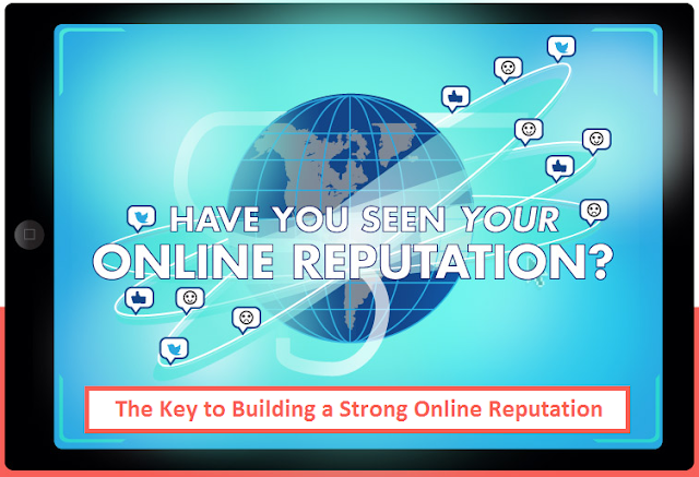 How To Build A Good Online Reputation