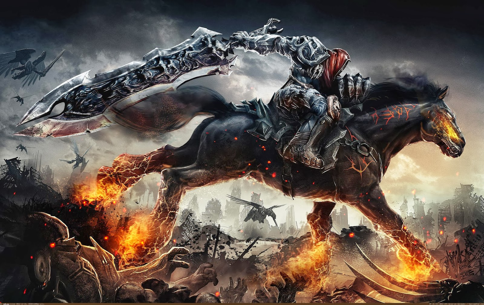 Top   Wallpaper Horse Ghost Rider - Unik18  Perfect Image Reference_983283.jpg