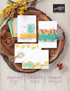 NEW! Stampin' Up! Annual Catalog