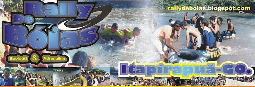 Rally de Bóias de Itapirapuã-go