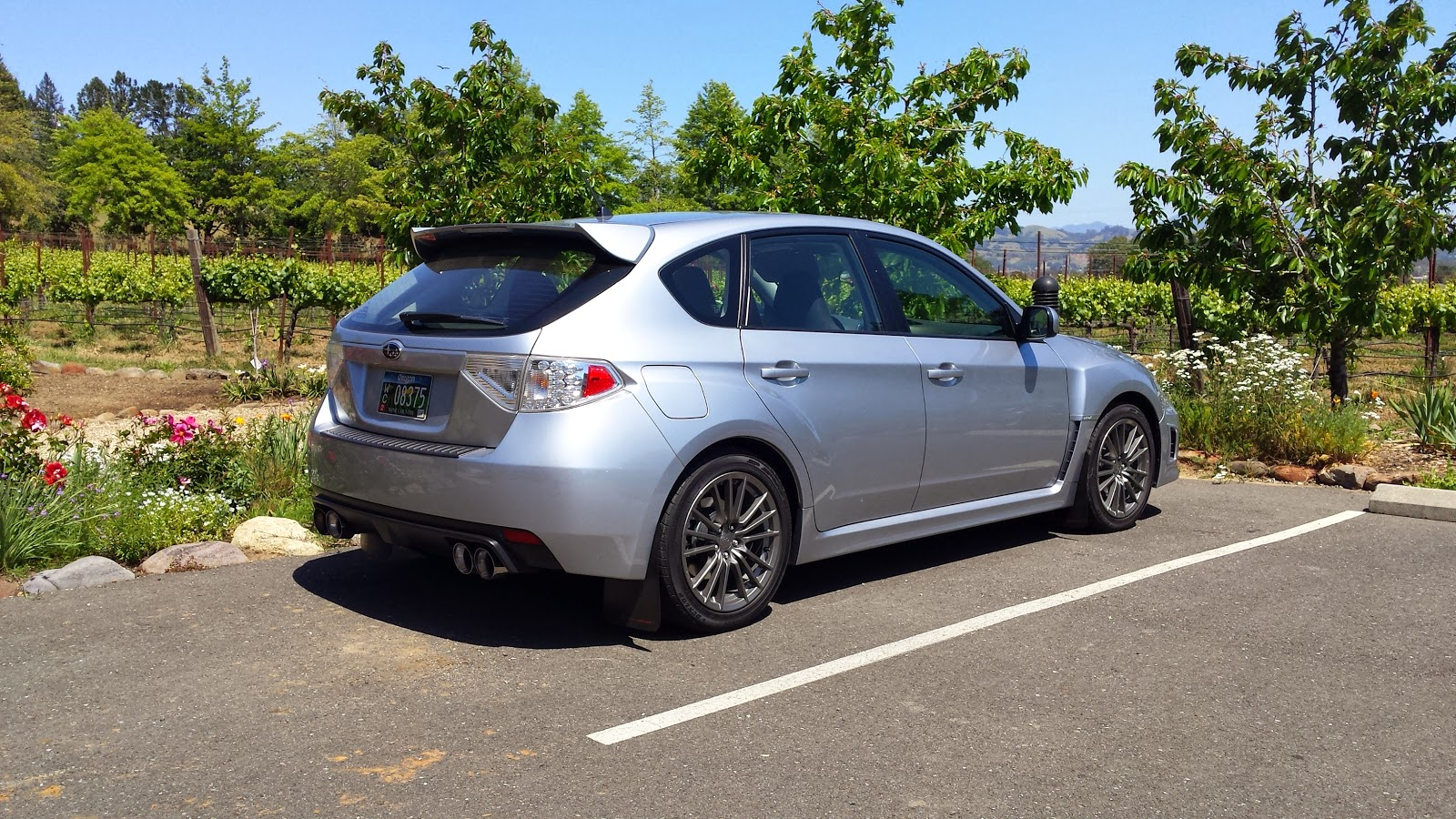 The Subcompact Culture 2013 Subaru Impreza WRX