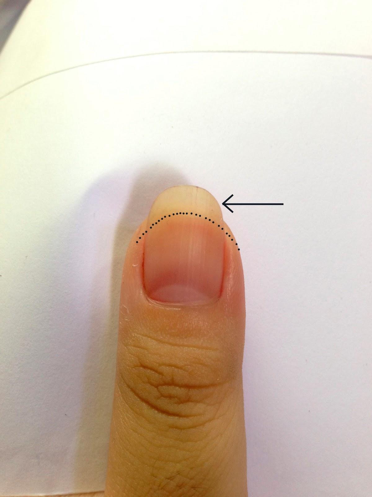 Inked Nails