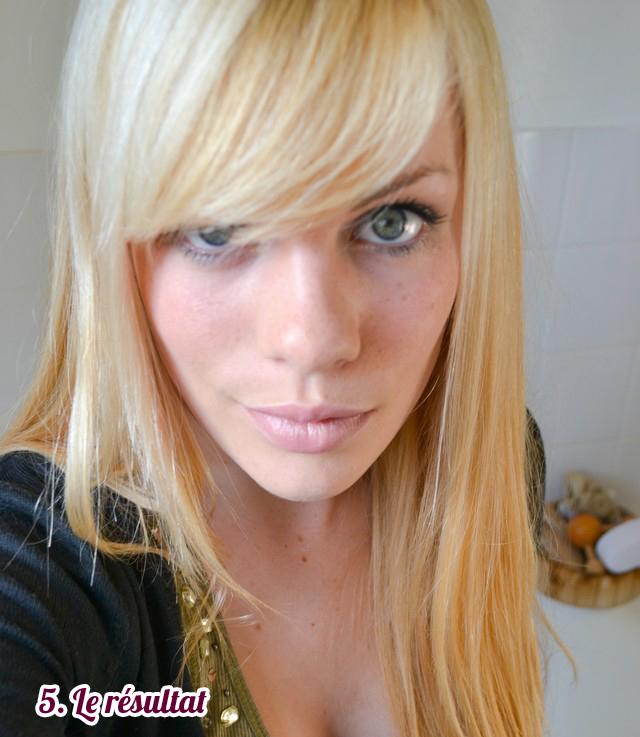 Fabuleux Je dis M. beauty: Revue: Coloration Eugène Color blond très très clair QD69