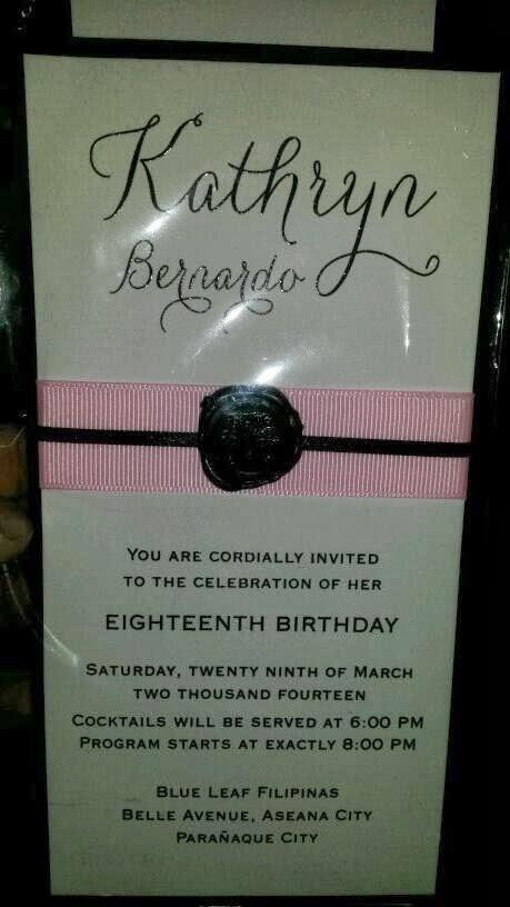 Invitation For 18Th Birthday Design as luxury invitation layout