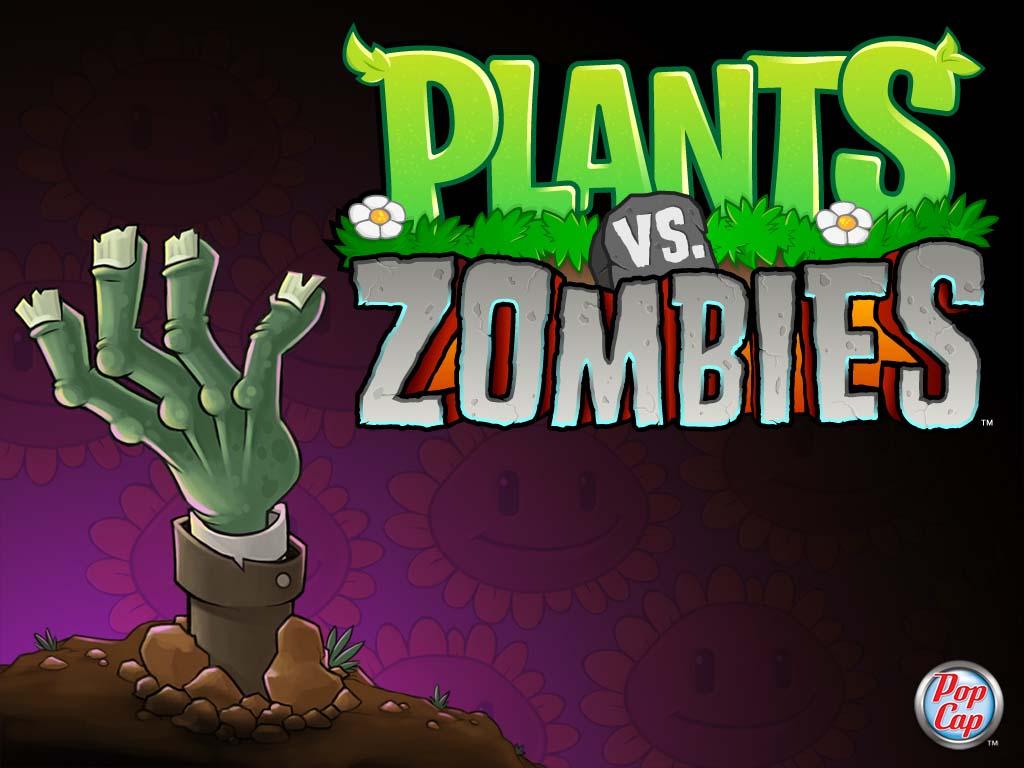 """nome do jogo é """"Plants VS Zombies Adventures"""" a Pop Cap aproveitou"""