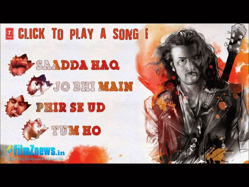 Rockstar (2011) Full Audio Songs Jukebox
