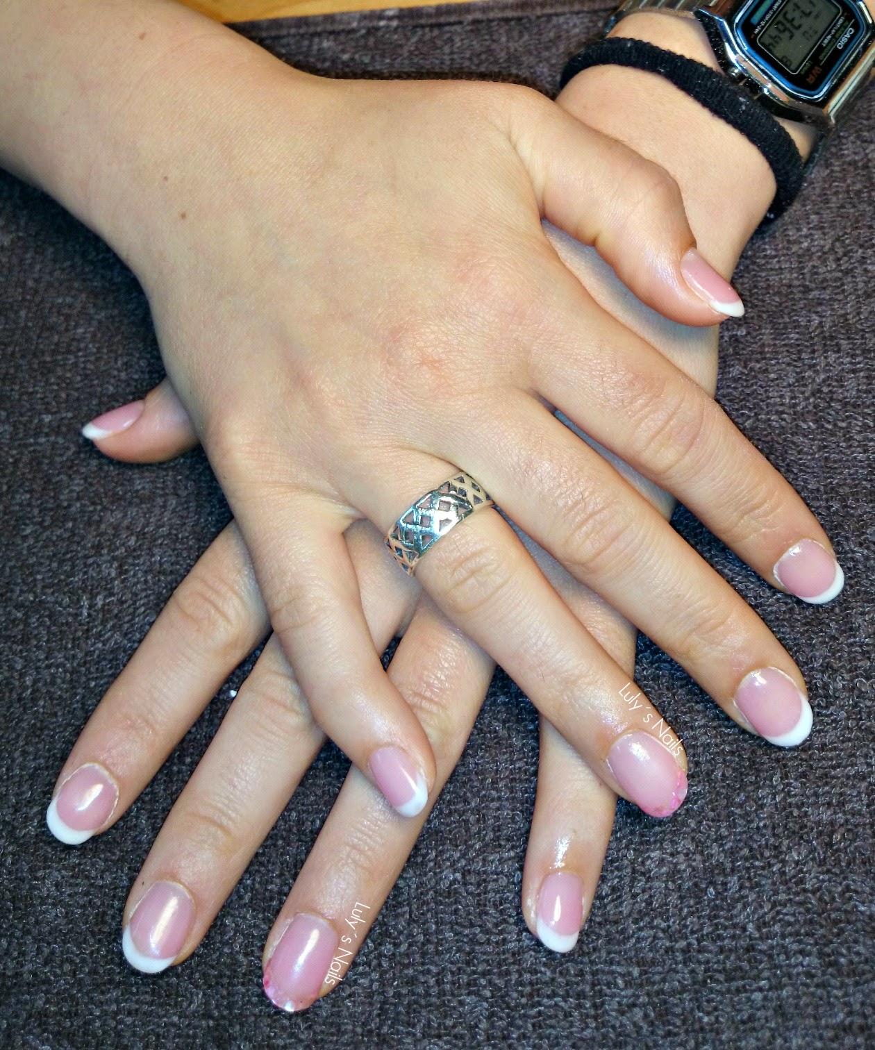Luly\'s Nails: CONCHA NACAR