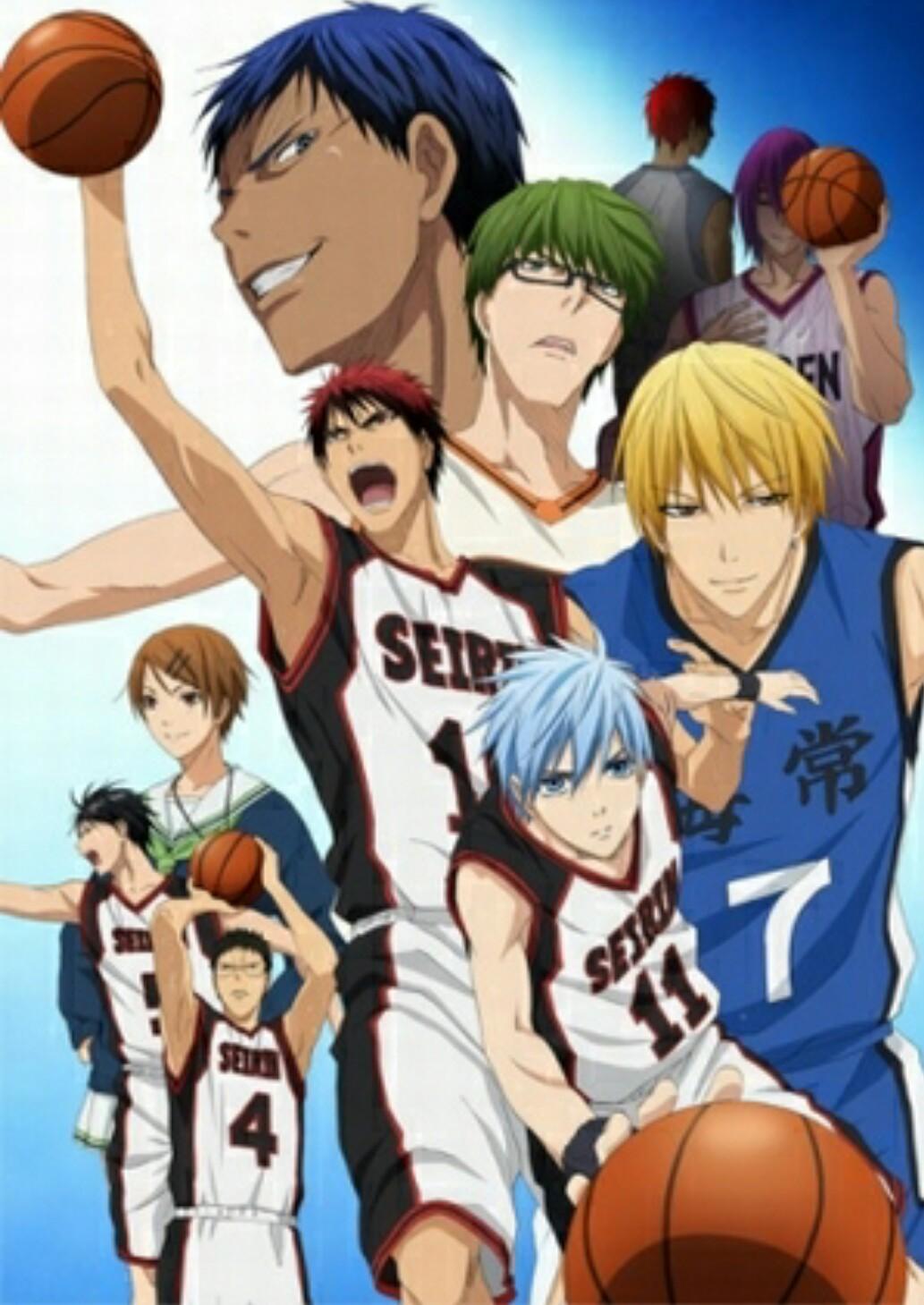 Kuroko no Basket  Temporada 1  HDTV  Sutitulada