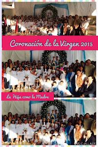 CORONACIÓN DE LA VIRGEN 2015