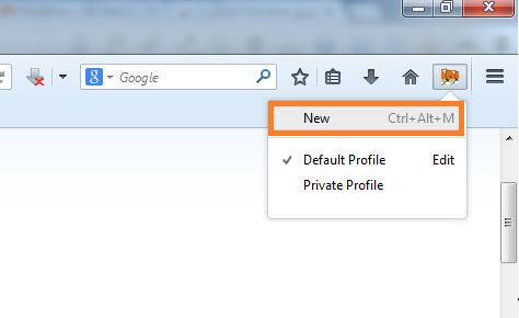 تسجيل الدخول إلى أكثر من حساب على نفس المتصفح ( فيس بوك - جيميل .... ) كروم + فايرفوكس MultiLogin firefox