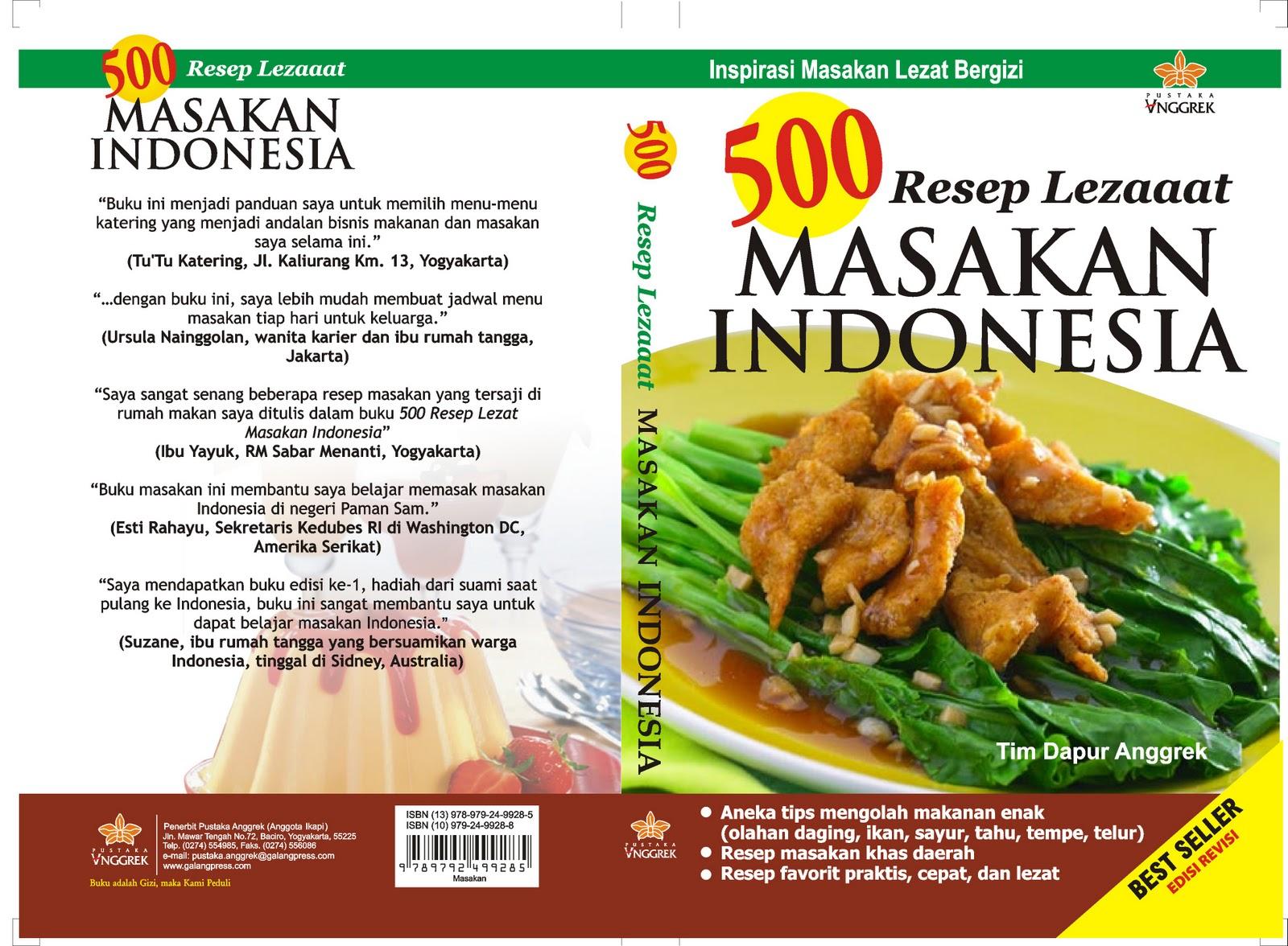 Lailia Rachmani Buku Masakan