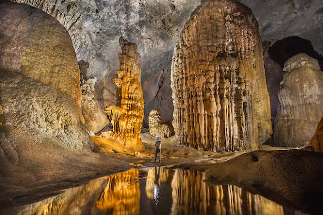 Những hang động kỳ vĩ ở Việt Nam, Lào và Thái Lan.
