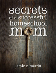 Be successful in your homeschool! Click on book to be inspired!