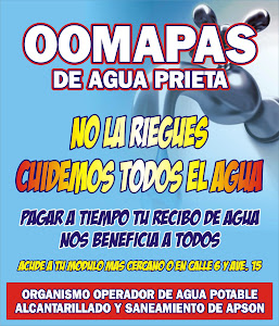 OOMAPAS Agua Prieta