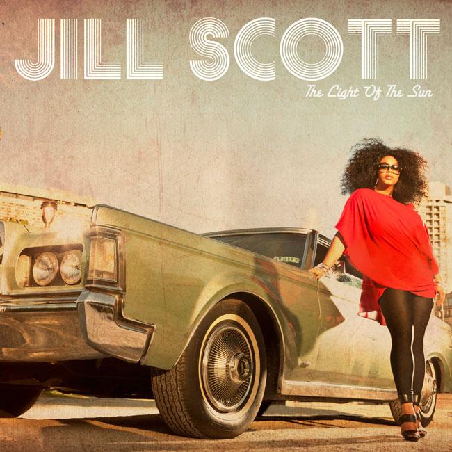 jill scott son. Jill Scott announces her