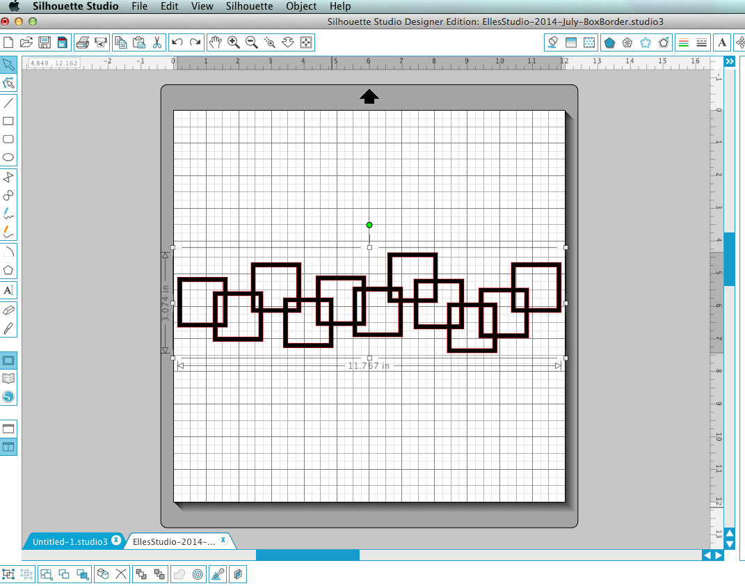 How to Release a A Compound Path using Silhouette Cameo Software