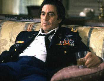 Al Pacino es un Coronel ciego y amargado