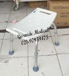 Kursi Shower Khusus Untuk Mandi Orang Sakit FS 797L