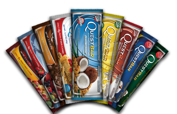 Where can you get quest bars