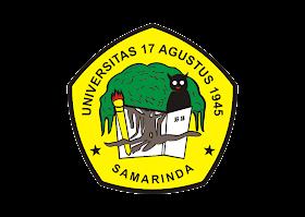 Untag Samarinda Logo Vector download free