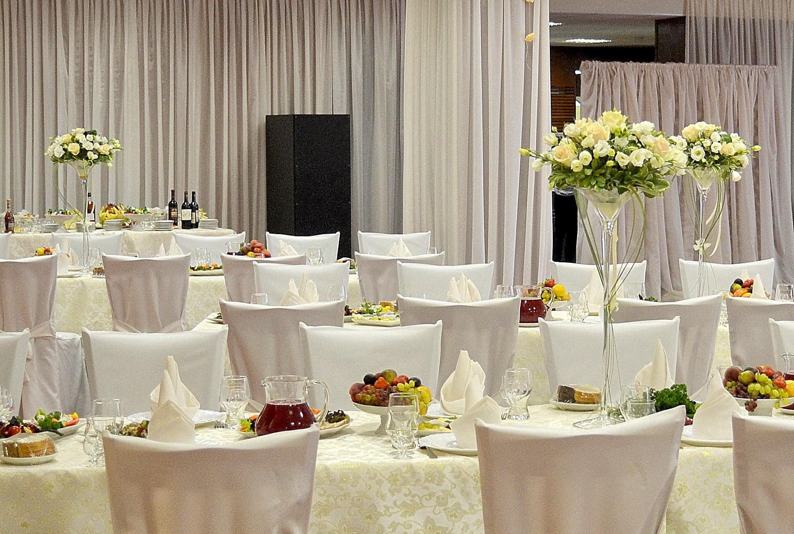 цветочное оформление на свадьбу