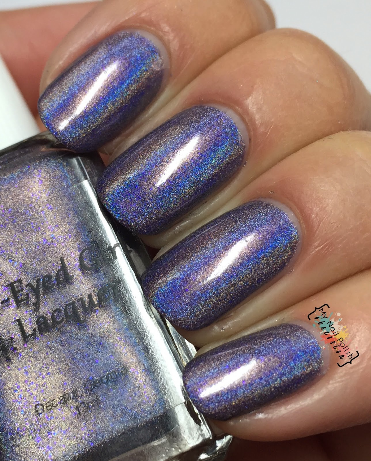 Blue Eyed Girl Lacquer Hypothermia