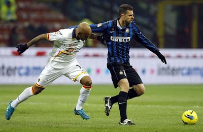 Inter Milan 4 - 1 Lecce (2)