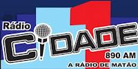 Rádio Cidade AM de Matão ao vivo