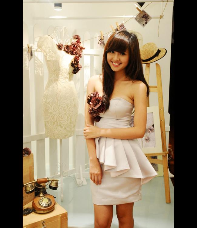 Ảnh gái đẹp HD Hot girl Tâm Tít sexy 3