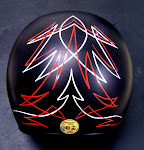 Marcio Tattoo Pinstriping