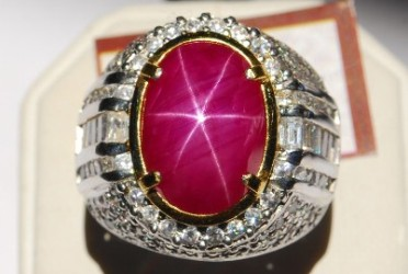 Ciri Ciri Jenis Batu Ruby Asli