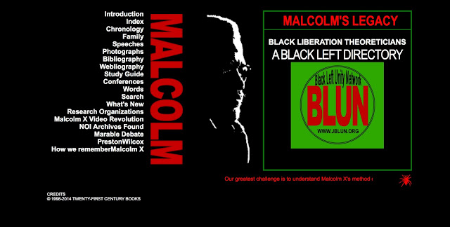 Brother Malcolm website