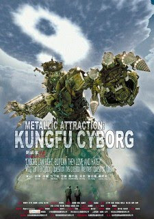 Metallic Attraction: Kungfu Cyborg 2009 Hollywood Movie Watch Online