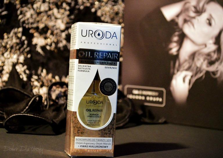 InspiredBy Joanna Krupa - Uroda Oil Repair