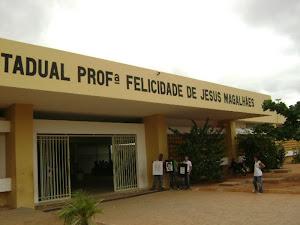 O CEEP PROFESSORA FELICIDADE DE JESUS MAGALHÃES